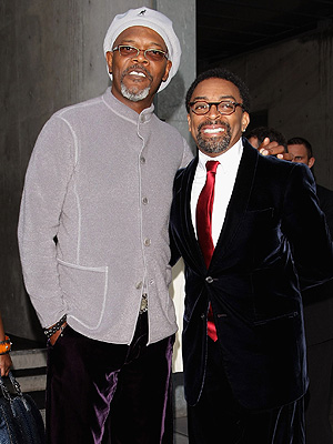 VELVETEEN HABIT? photo | Samuel L. Jackson, Spike Lee