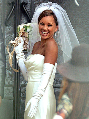 BRIDEZILLA IN WAITING? photo | Vanessa Williams