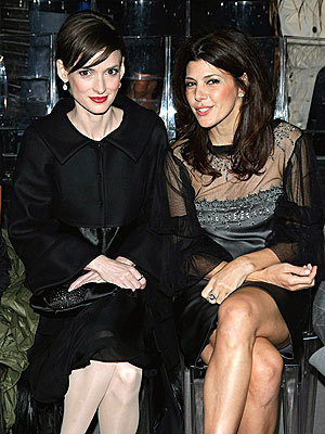 STYLE WATCHERS photo | Marisa Tomei, Winona Ryder