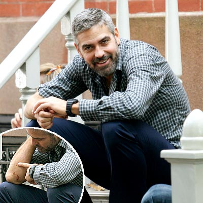 ON THE MEND photo | George Clooney