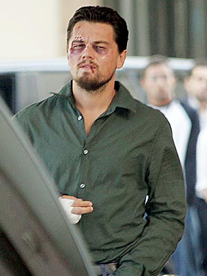 POOR LEO photo | Leonardo DiCaprio