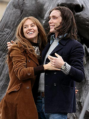 Sienna Miller and Cillian Murphy beautiful wallpaper are ... beautiful wallpaper
