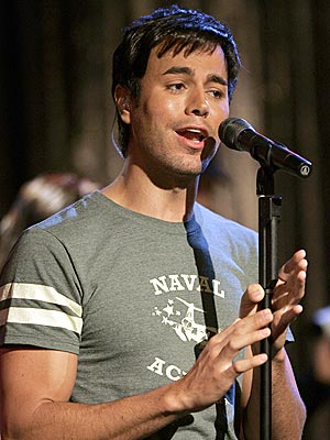 SOAP OPERA SINGER photo | Enrique Iglesias