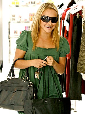 BIG SPENDER photo | Hayden Panettiere