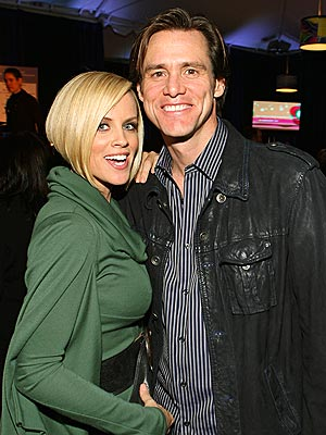 LENDING SUPPORT photo | Jenny McCarthy, Jim Carrey