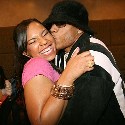 HEY BABY! photo | Ashanti, Nelly