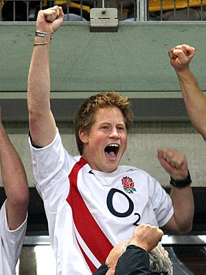 WE ARE THE CHAMPIONS! photo | Prince Harry