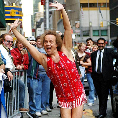 RAZZLE DAZZLE photo | Richard Simmons