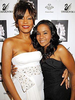 TUNING UP photo   Whitney Houston