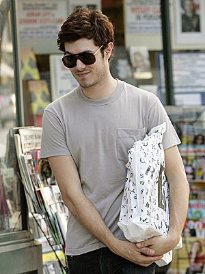 BOOK WORM  photo | Adam Brody