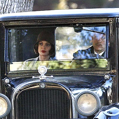 DRIVING MISS JOLIE photo | Angelina Jolie, John Malkovich