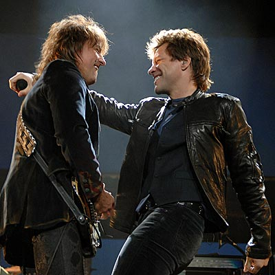 JERSEY BOYS photo | Jon Bon Jovi, Richie Sambora