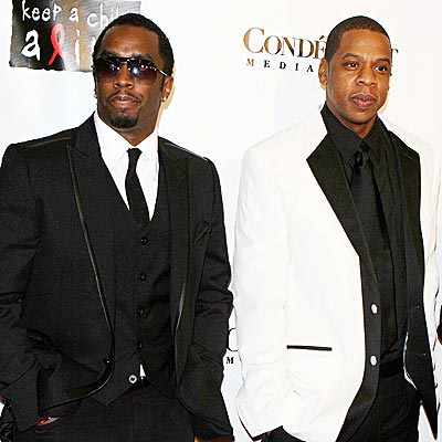 ANOTHER WORLD photo | Jay-Z, Sean \P. Diddy\ Combs