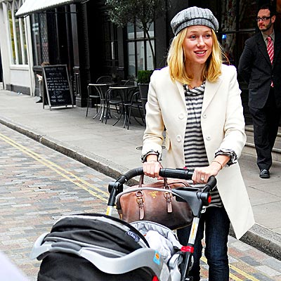 STAR IN STRIPES photo | Naomi Watts