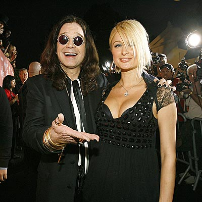 FRIGHT NIGHT photo | Ozzy Osbourne, Paris Hilton