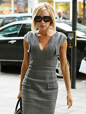 GREY LADY photo | Victoria Beckham