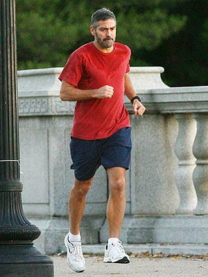 A FULL RECOVERY  photo | George Clooney