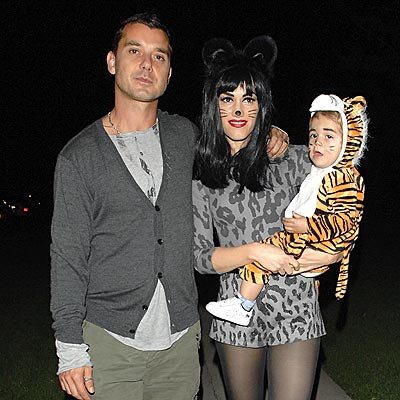 WILD CATS  photo | Gavin Rossdale, Gwen Stefani