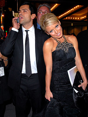 DRESSED TO IMPRESS photo | Kelly Ripa, Mark Consuelos
