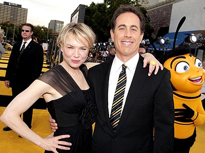 BEE-ING THERE photo | Jerry Seinfeld, Renee Zellweger