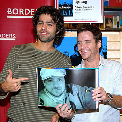 NO MAN LEFT BEHIND photo | Adrian Grenier, Kevin Connolly