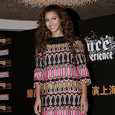 THE SHANGHAI EXPERIENCE photo | Beyonce Knowles
