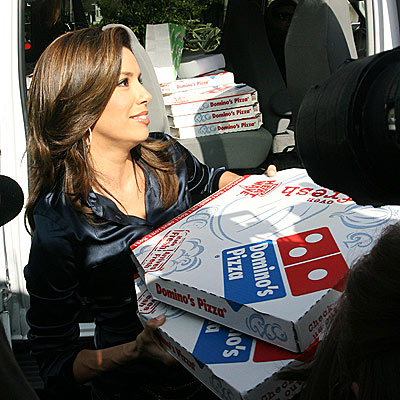 SHOW OF SUPPORT photo | Eva Longoria