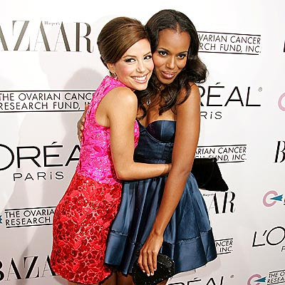HOPE IN A BOTTLE  photo | Eva Longoria, Kerry Washington