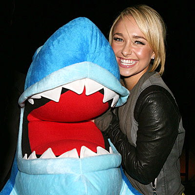 SOMETHING'S FISHY photo | Hayden Panettiere