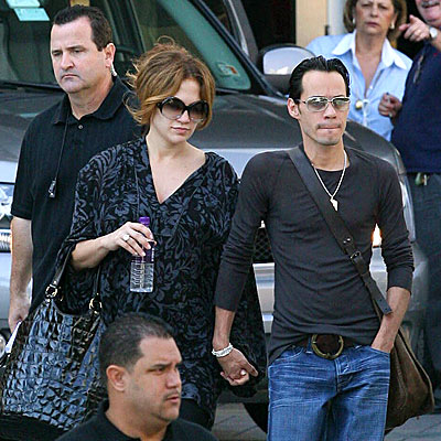 A WALKING TOUR photo | Jennifer Lopez, Marc Anthony