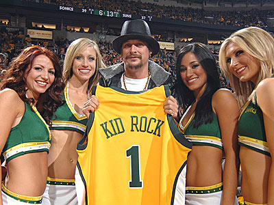 HE'S A BALLER photo | Kid Rock