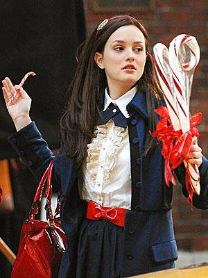 PEPPERMINT CATTY? photo | Leighton Meester