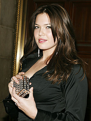 OUTSIDE THE BOX photo | Mandy Moore