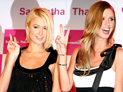 TWO OF A KIND  photo | Nicky Hilton, Paris Hilton