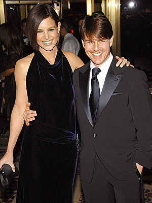 SUPPORT TEAM photo | Katie Holmes, Tom Cruise