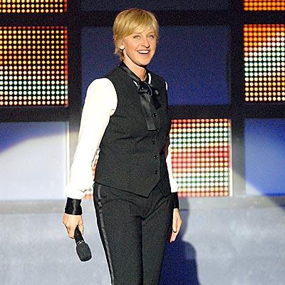REALLY BIG NIGHT photo   Ellen DeGeneres