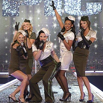 FASHION ROCKS photo | Emma Bunton, Geri Halliwell, Melanie Brown, Melanie Chisholm, Victoria Beckham