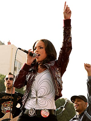 POINTER SISTER  photo | Alicia Keys