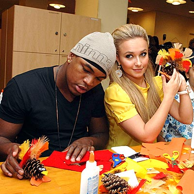 PROJECT TURKEY photo | Hayden Panettiere