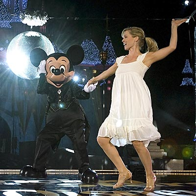 DANCING WITH DISNEY photo | Jennie Garth