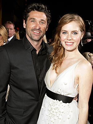 ALWAYS A BRIDESMAID? photo | Amy Adams, Patrick Dempsey