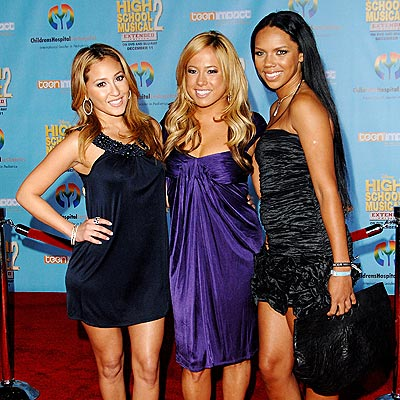 ON THE PROWL photo | Adrienne Bailon, Kiely Williams, Sabrina Bryan