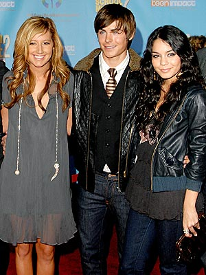 CLASS ACTS photo | Ashley Tisdale, Vanessa Hudgens, Zac Efron