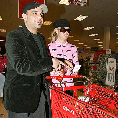 SHOPPING TARGET photo | Britney Spears