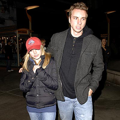 FEAR FACTOR  photo | Dax Shepard, Kristen Bell