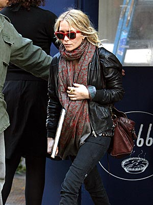 THE PIE LIFE photo | Mary-Kate Olsen