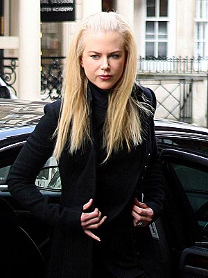 GOLDEN GIRL photo | Nicole Kidman
