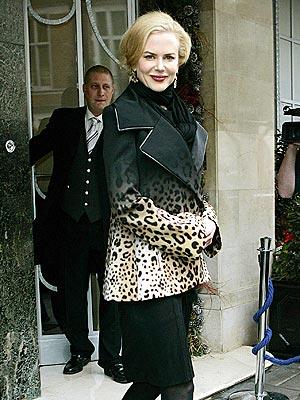Nicole: Spotted in London | Nicole Kidman