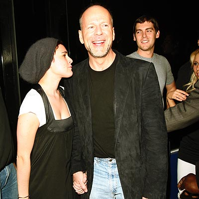 FAMILY NIGHTLIFE photo | Bruce Willis, Rumer Willis