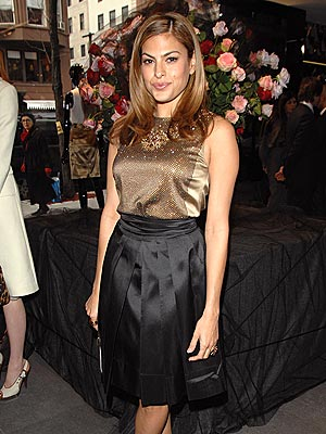 LA &#39;DOLCE&#39; VITA photo | Eva Mendes
